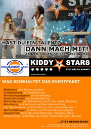 KIDDYSTAR-TOUR 2013
